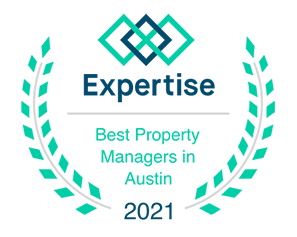 2021 Best Austin Texas Property Manager Award Expertise