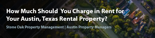 how to set the price on your Austin, Texas rental home