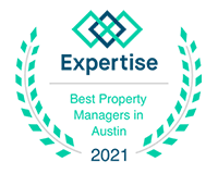 2021 best Leander Property Management company award